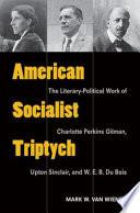 American Socialist Triptych