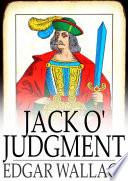 Read Online Jack O' Judgment Epub