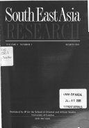 South East Asia Research