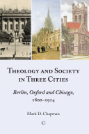 Theology and Society in Three Cities Pdf/ePub eBook