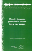 Minority Language Protection in Europe