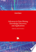 Advances in Data Mining Knowledge Discovery and Applications Book