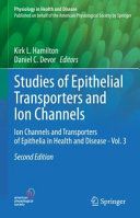 Studies of Epithelial Transporters and Ion Channels