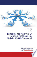 Perfromance Analysis Of Routing Protocols For Mobile AD HOC Network