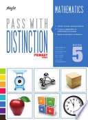 Pass With Distinction Primary Mathematics Book 5