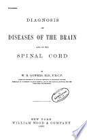 Diagnosis Of Diseases Of The Brain And Of The Spinal Cord Book PDF