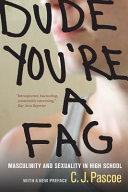 Dude, You're a Fag Pdf/ePub eBook