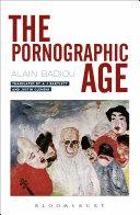 Pdf The Pornographic Age Telecharger