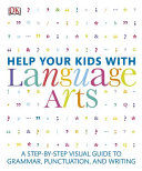 link to Help your kids with language arts : a step-by-step visual guide to grammar, punctuation, and writing. in the TCC library catalog