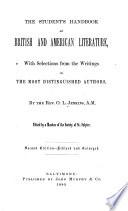 The Student s Handbook of British and American Literature