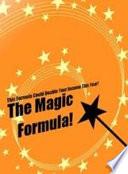 The Magic Formula Book