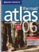 The Road Atlas Deluxe Midsize  06
