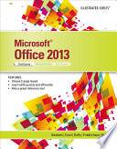 Microsoft Office 2013: Illustrated Introductory, First Course, Spiral bound Version