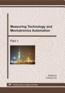 Measuring Technology and Mechatronics Automation [Pdf/ePub] eBook