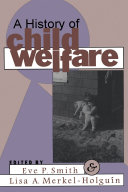 A History of Child Welfare