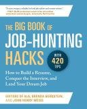 The Big Book of Job Hunting Hacks