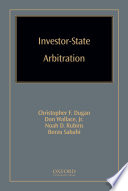 Investor State Arbitration