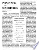 The Canadian forum  , Band 75