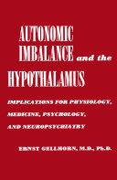 Autonomic Imbalance and the Hypothalamus