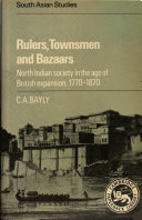 Rulers, Townsmen and Bazaars