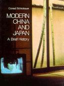 Modern China And Japan Book PDF