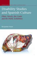 Disability Studies and Spanish Culture Pdf/ePub eBook