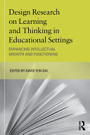 Design Research on Learning and Thinking in Educational Settings Pdf/ePub eBook