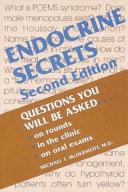 Endocrine Secrets Book PDF