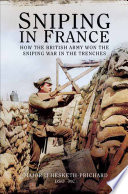 Sniping in France Book
