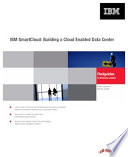 IBM SmartCloud  Building a Cloud Enabled Data Center Book