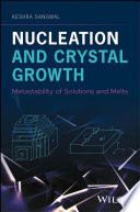 Nucleation and Crystal Growth