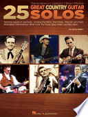 25 Great Country Guitar Solos  Music Instruction