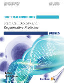 Stem Cell Biology and Regenerative Medicine Book