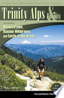Trinity Alps Vicinity Including Whiskeytown Russian Wilderness And Castle Crags Areas