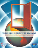 Universal Design For Learning Book PDF