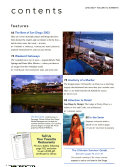 San Diego Magazine Book