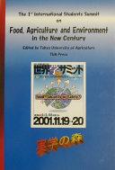 新世紀の食と農と環境を考える英語版