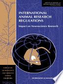 International Animal Research Regulations