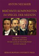 Frédéric Chopin, Bedřich Smetana, Peter Iljitsch Tschaikowsky, Gustav Mahler