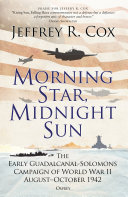 Morning Star, Midnight Sun [Pdf/ePub] eBook