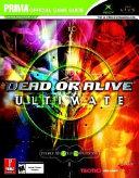 Dead Or Alive Ultimate Pdf/ePub eBook