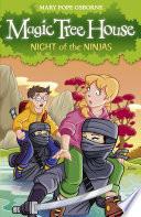 Magic Tree House 5  Night of the Ninjas Book PDF