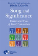 Song and Significance Pdf
