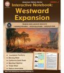 Interactive Notebook  Westward Expansion Resource Book  Grades 5   8