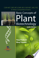 Basic Concepts of Plant Biotechnology  With MCQ s