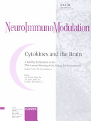 Cytokines and the Brain