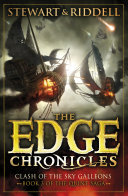 The Edge Chronicles 3  Clash of the Sky Galleons
