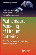 Mathematical Modeling of Lithium Batteries Book