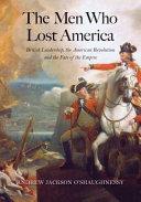 Pdf The Men Who Lost America