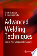 Advanced Welding Techniques